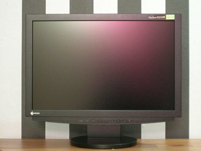 Eizo S2111w Bk Monitor S2111w Chassis Front