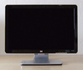 Hp Pavilion W2207 Monitor 01 Hp W2207