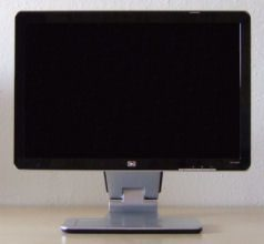 Hp Pavilion W2207 Monitor 10 Hp W2207