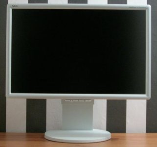 Nec Lcd2470wnx Monitor Nec2470wnx Chassis Front