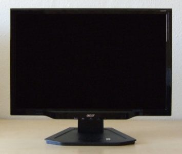 Acer X222wbd Monitor 01 Acer