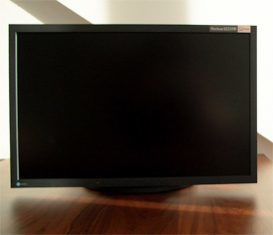 Eizo S2231we Bk Monitor Eizo S2231we Down Front