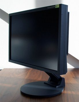 Eizo S2231we Bk Monitor Eizo S2231we Seitlich Front
