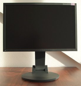 Eizo S2231we Bk Monitor Eizo S2231we Up Front