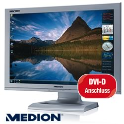 Aldi Nord 19 Zoll Monitor Von Medion Für 179 Euro Im Angebot Pradde