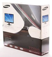 Samsung T220hd Monitor Syncmaster T220hd Verpackung