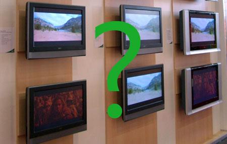 Worauf muss ich bei einem Plasma- oder LCD-TV Kauf achten ...