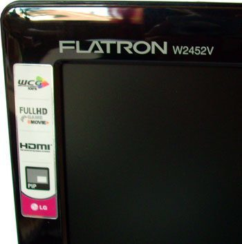 Lg Flatron W2452v Monitor Lgw2452v Features