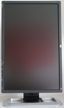 Hp Lp2475w Monitor Hp Lp2475w Gehaeuse Front Pivot Oben