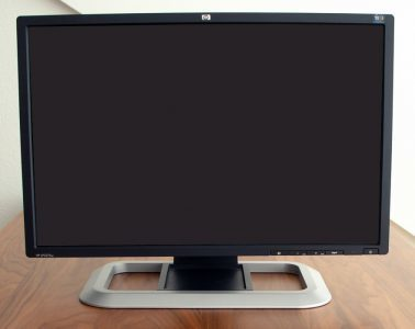 Hp Lp2275w Monitor Hp Lp2275w Frontal