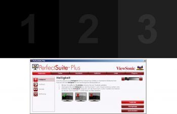Viewsonic Vp2650wb Monitor Viewsonic Vp2650wb Software Perfectsuite Plus Anpassen Helligkeit