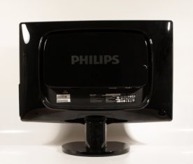 Philips 220cw9fb Monitor Philips 220cw9fb Hinten