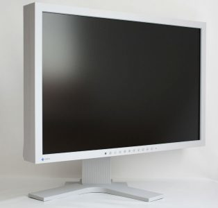 Eizo S2242wh Gy Monitor S2242WH Drehung01