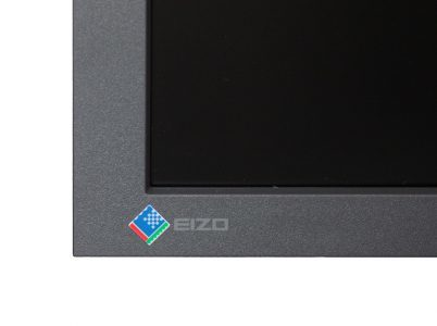 Eizo S2433wh Bk Monitor Logo Unten Links