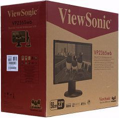 Viewsonic Vp2365wb Monitor Karton