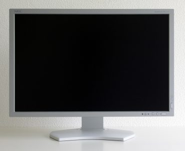 Nec Pa241w Monitor Front1