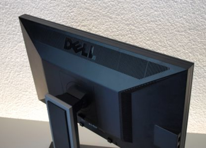 Dell U2311h Monitor Back
