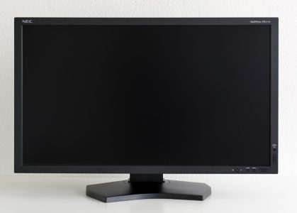 Nec Pa271w Bk Monitor Front1