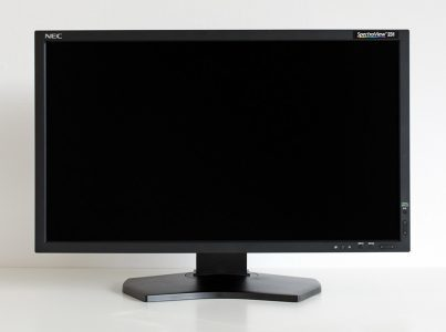 Nec Spectraview 231 Monitor Front1