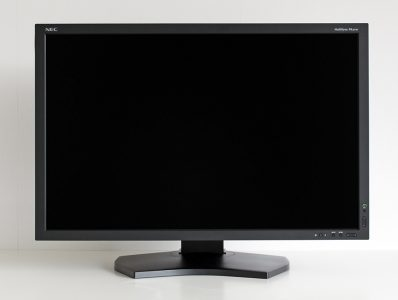 Nec Pa301w Bk Monitor Front1