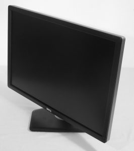 Dell U2412m Monitor Drehung1