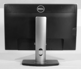 Dell U2412m Monitor Rueckseite