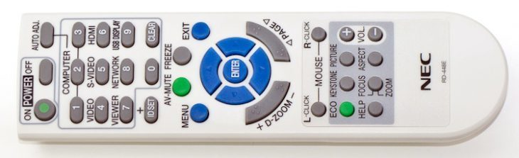 Nec M300wsg Beamer Remote