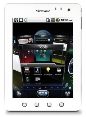 Acer Iconia Tab A100 Tablet Front