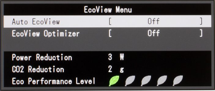 Eizo Ev2335w Gb Monitor Ecoview