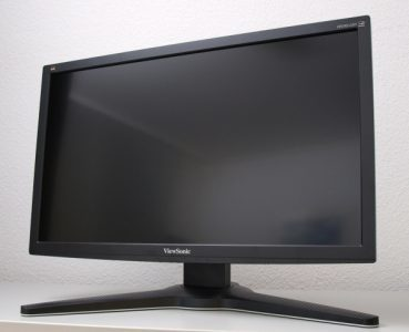 Viewsonic Vp2765 Led Monitor Front