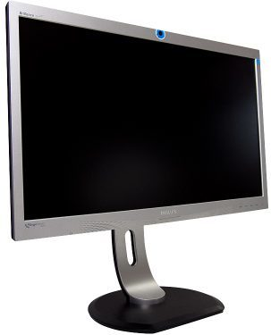 Philips 241p4lryes Monitor Vorne