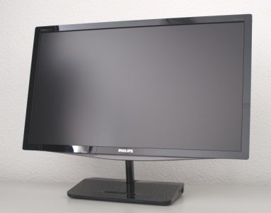 Philips 249c4qhsb Monitor Front