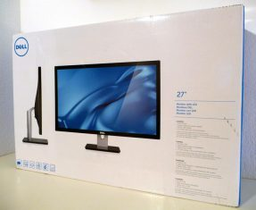 Dell S2740l Monitor Karton