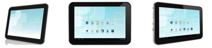 Toshiba At300se Tablet Ansicht1