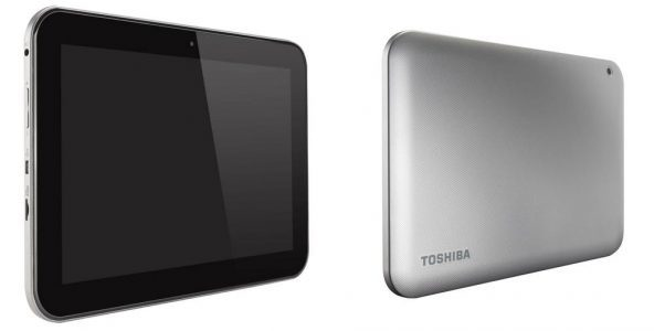 Toshiba At300se Tablet Ansicht2