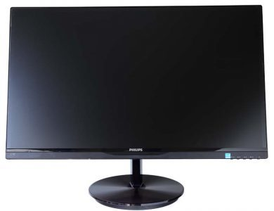 Philips 274e5qhab Monitor Vorne