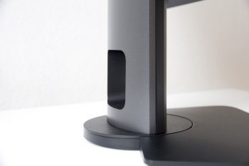 Hp Z24i Monitor StandfussDetail2