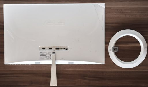 Asus Vx238h W Monitor Standfuss