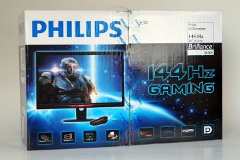 Philips 242g5djeb Monitor Karton