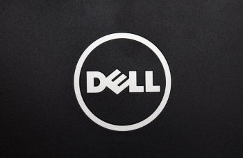 Dell P2714t Monitor Logo