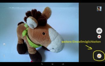 Asus Memo Pad 7 Tablet Kamera2