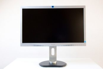 Philips 241p4qryes Monitor IMG 4069Vornhoch