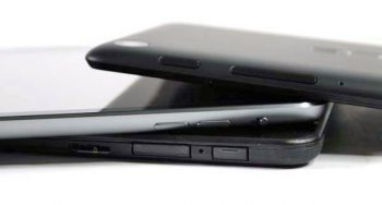 Asus Memo Pad 7 Tablet Bedientasten