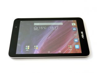 Asus Memo Pad 7 Tablet Querformat