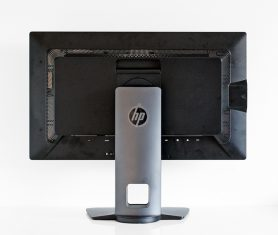 Hp Dreamcolor Z27x Monitor Hinten Oben