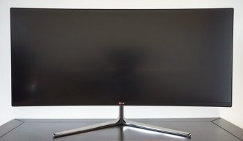 Lg 34uc97 S Monitor Frontal