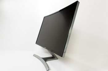 Samsung S27d590c Monitor Detail 2
