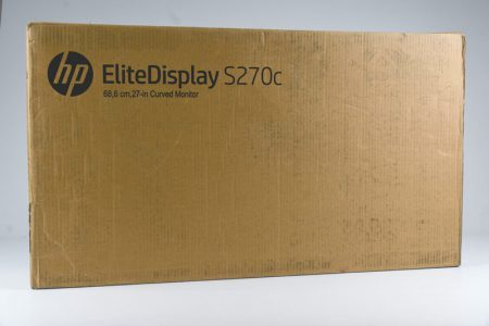 Hp Elitedisplay S270c Monitor Karton
