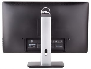 Dell Up2715k Monitor Hinten