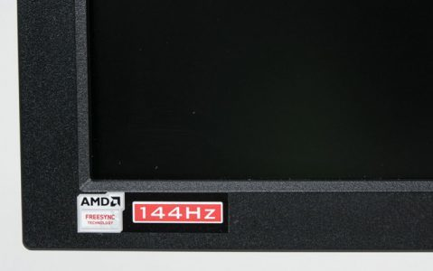 Iiyama Gb2788hs B1 Red Eagle Monitor Sticker